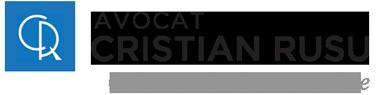 Avocat Oradea Cristian Rusu Logo